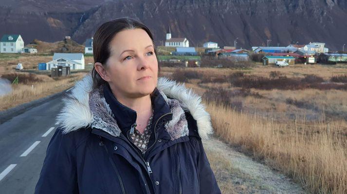 Ingibjörg Birna Erlingsdóttir, sveitarstjóri Reykhólahrepps.