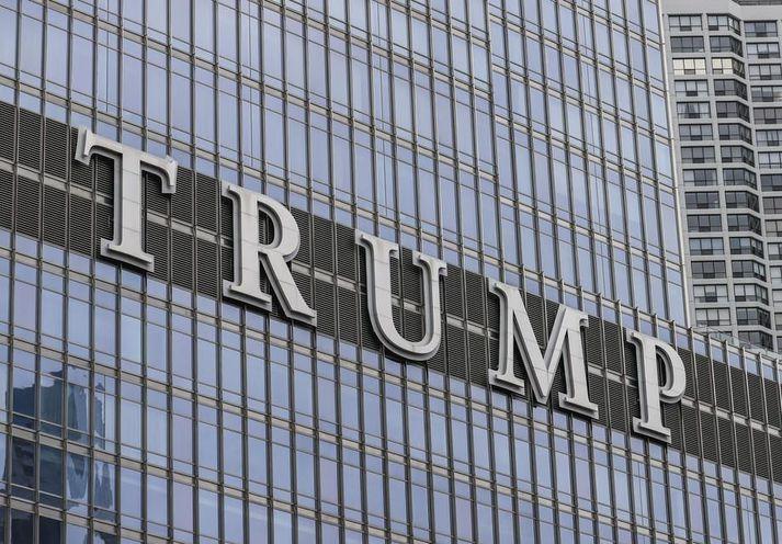 Í New York er hægt að sækja fyrirtæki til saka. Saksóknarar virðast undirbúa ákærur á hendur fyrirtæki Donalds Trump.