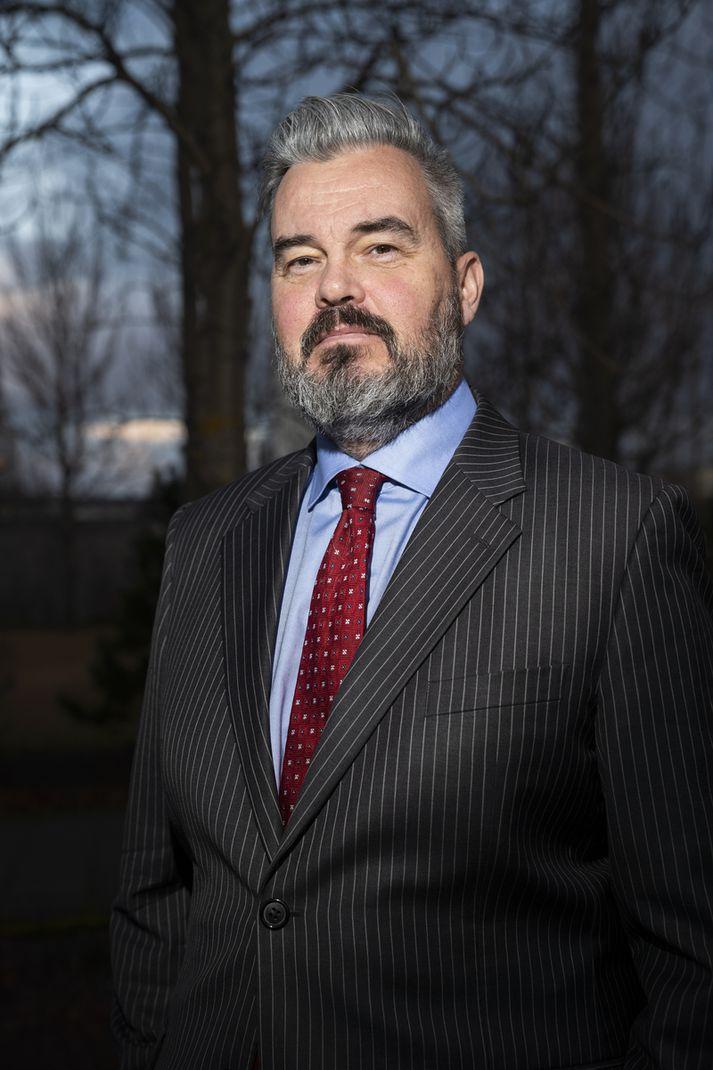 Ársæll M. Arnarsson, prófessor