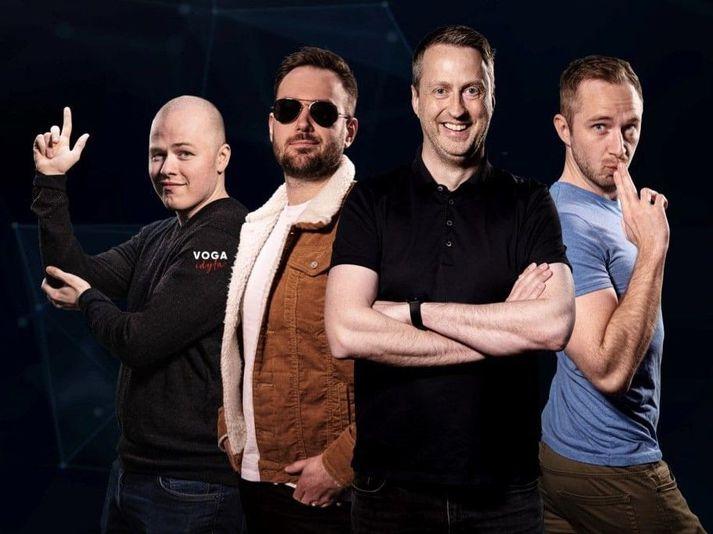 Strákarnir í GameTíví streyma á Vísi, Twitch og Stöð 2 Esport öll mánudagskvöld.