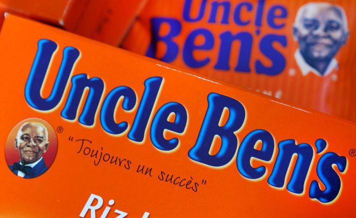 Íslendingar þekkja Uncle Ben's-hrísgrjónin vel en nú munu þau heita Ben's Original.