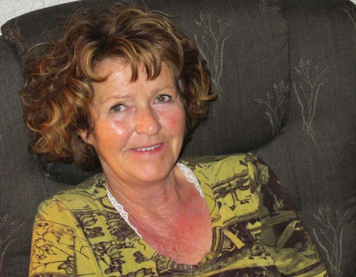 Ekkert hefur spurst til Anne-Elisabeth Hagen síðan á hrekkjavökunni 31. október 2018.