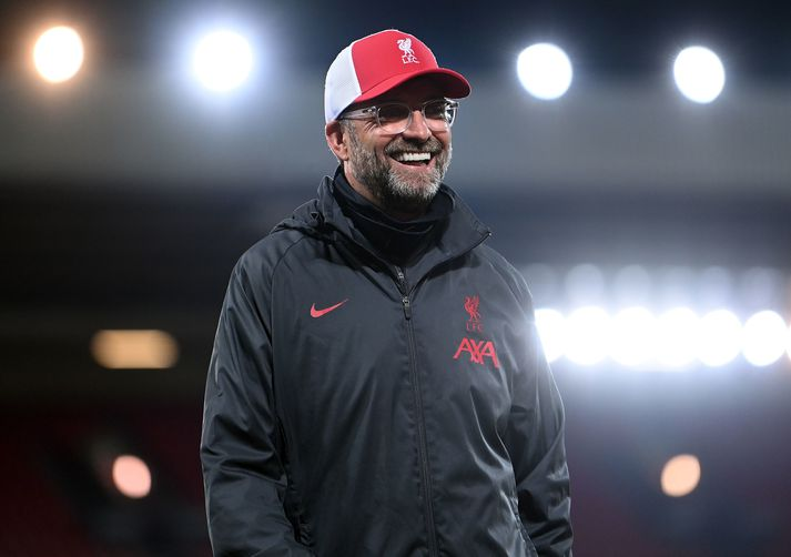 Liverpool v Arsenal - Premier League - Anfield Liverpool manager Jurgen Klopp after the match in the Premier League match at Anfield, Liverpool. (Photo by Laurence Griffiths/PA Images via Getty Images)
