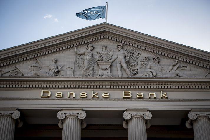 Danske bank hefur átt í vök að verjast undanfarið. Hann er sakaður um að hafa þvættað um 200 milljarða evra í gegnum útibú sitt í Eistlandi.