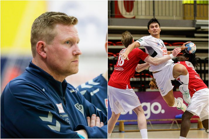 Kristinn Guðmundsson og Kristján Örn Kristjánsson.