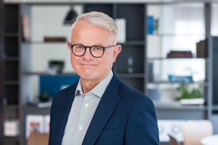 Andrés Magnússon, framkvæmdastjóri SVÞ.