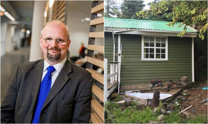 Eyjólfur Guðmundsson, rektor HA, segist mjög hissa á þeim ásökunum sem Sigurður Guðmundsson teflir fram í Facebook-færslu um vanrækslu Háskólans á gjöfum ömmu sinnar til.