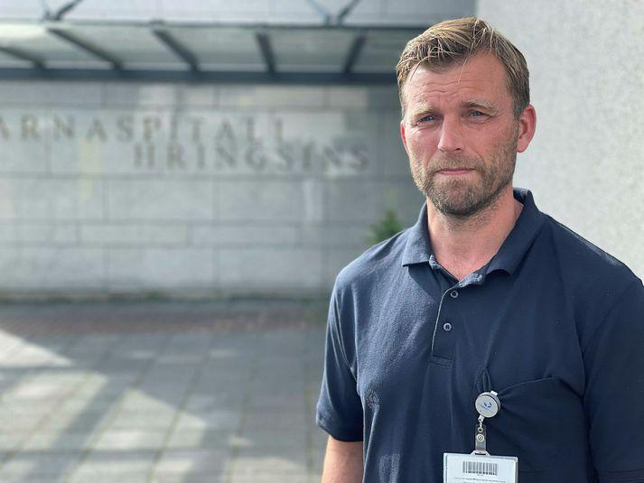 Valtýr Thors Stefánsson, barnasmitsjúkdómalæknir.