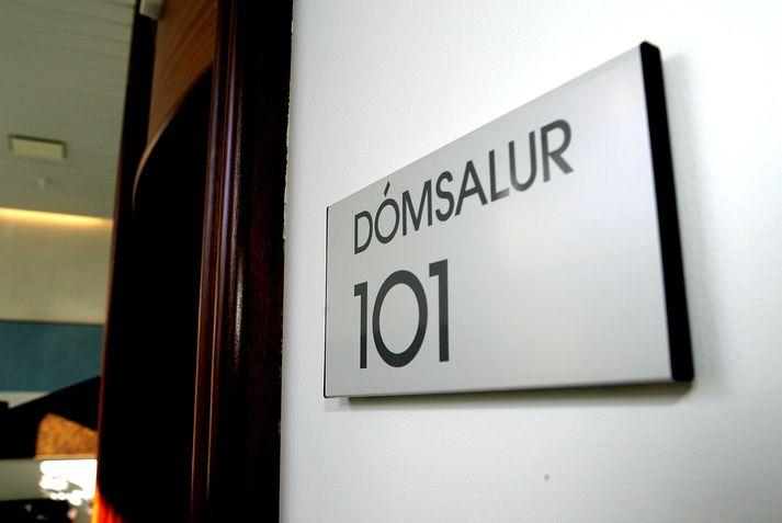 Dómurinn var kveðinn upp í Héraðsdómi Reykjavíkur í dag.