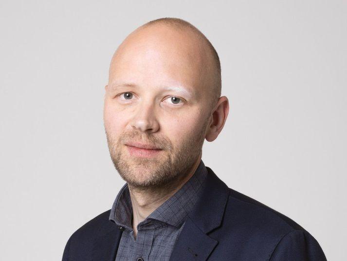 Magnús Davíð Norðdahl lögmaður.
