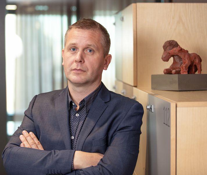Bragi Þór Svavarsson.