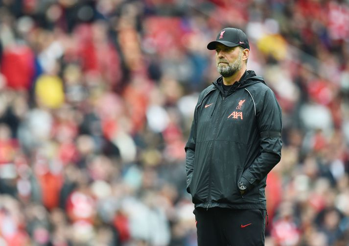 Jürgen Klopp, knattspyrnustjóri Liverpool, hrósaði Brentford eftir að liðin skildu jöfn í dag.