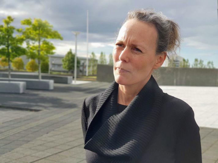 Brynhildur Davíðsdóttir, formaður stjórnar Orkuveitu Reykjavíkur.