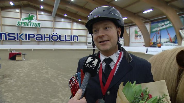 Jakob Svavar Sigurðsson.