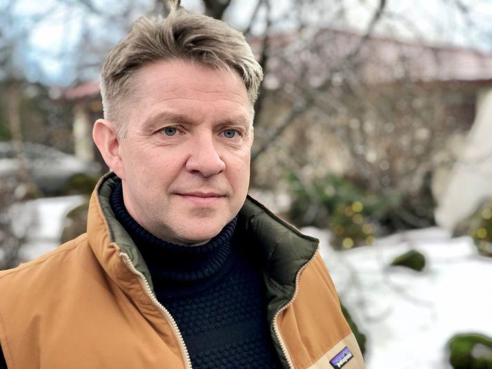 Bogi Nils Bogason forstjóri Icelandair.