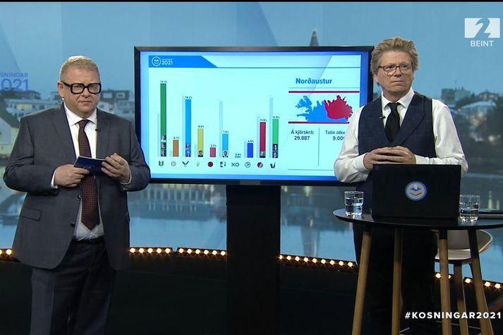 Eiríkur Bergmann Einarsson stjórnmálafræðingur segir stöðuna eins og hún er núna vera stuðningsyfirlýsingu við ríkisstjórnina.