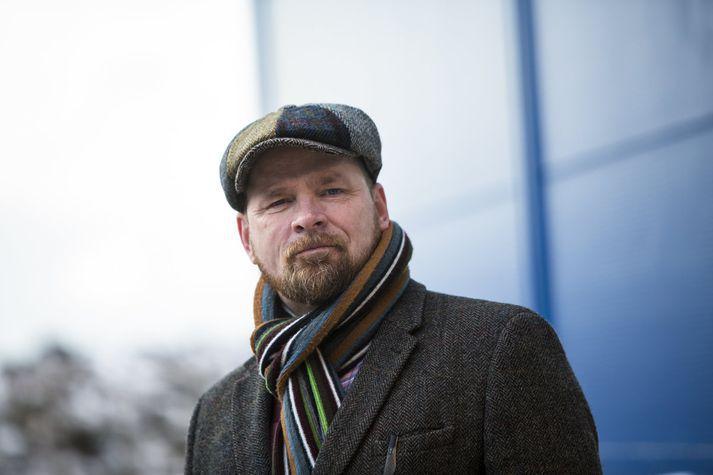 Þórarinn Ævarsson, forstöðumaður Spaðans.
