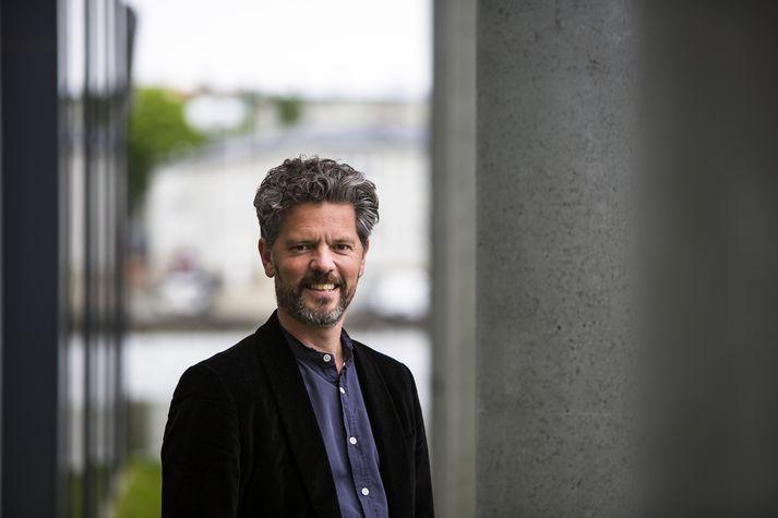 Dagur B. Eggertsson bíður spenntur eftir úrslitaeinvíginu í Domino's deild karla enda mætast þar tvö Reykjavíkurlið.
