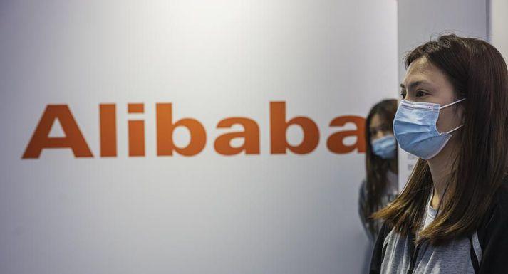 Alibaba er meðal þeirra fyrirtækja sem kínversk yfirvöld hafa vökult auga með.