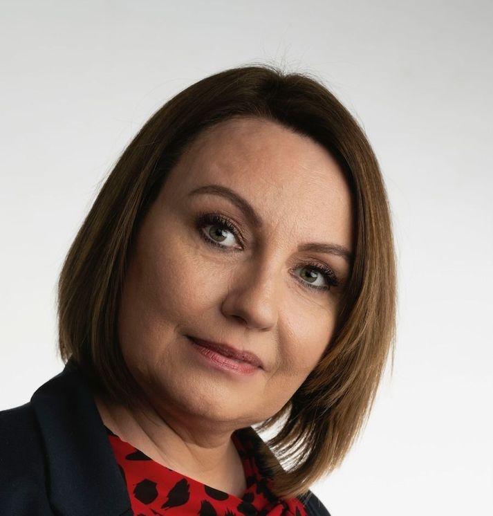 Eva Björk Harðardóttir, oddviti Skaftárhrepps.