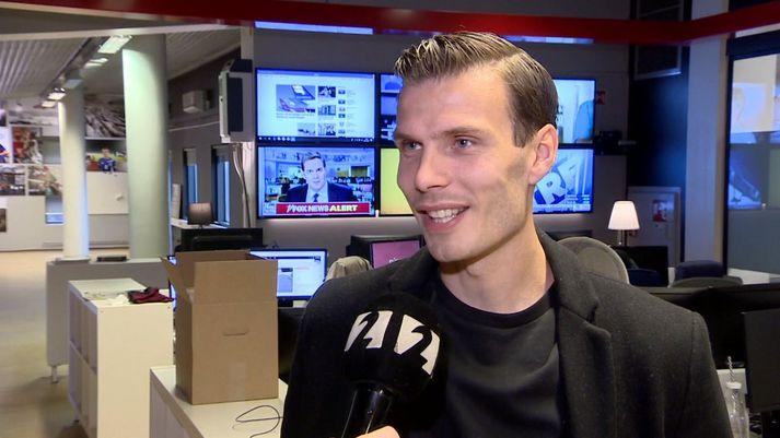 Theodór Elmar Bjarnason
