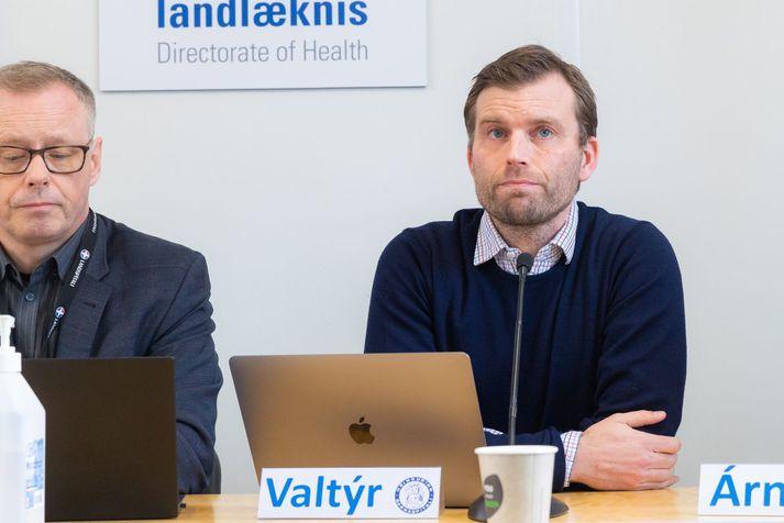 Valtýr Stefánsson Thors, barnasmitsjúkdómalæknir.