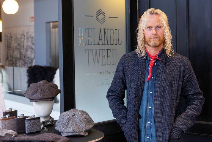 Gunni Hilmars hlaut Indriðaverðlaunin í gær.