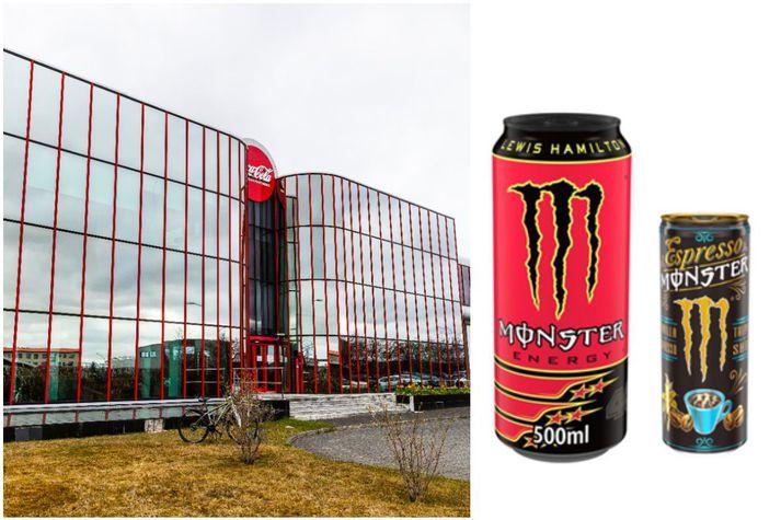 Neytendum er bent á að skila vörunum til CCEP á Íslandi.