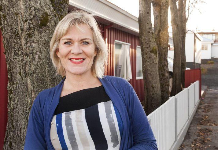 Rakel Sveinsdóttir, formaður FKA.