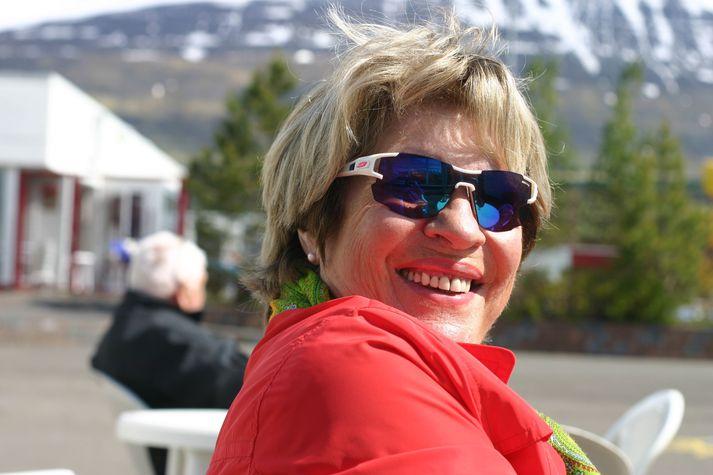 Leikkonan Sunna Borg tekur þátt í sýningunni Skugga-Sveinn.