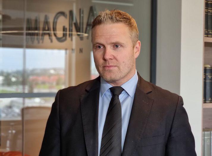 Gunnar Ingi Jóhannsson, lögmaður Þórhildar Gyðu.