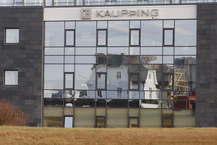 Heildarfjöldi hluthafa í Kaupþingi var 591 samkvæmt síðasta ársreikningi.