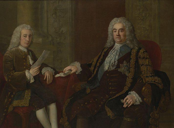 Meðal þeirra sem fjallað er um í ritinu er Robert Walpole, sem almennt er álitinn fyrsti forsætisráðherra Breta.