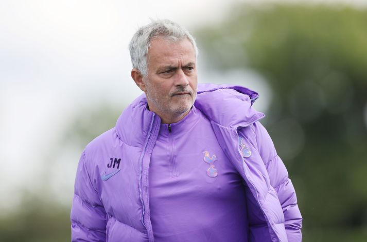 Jose Mourinho er bjartsýnn.