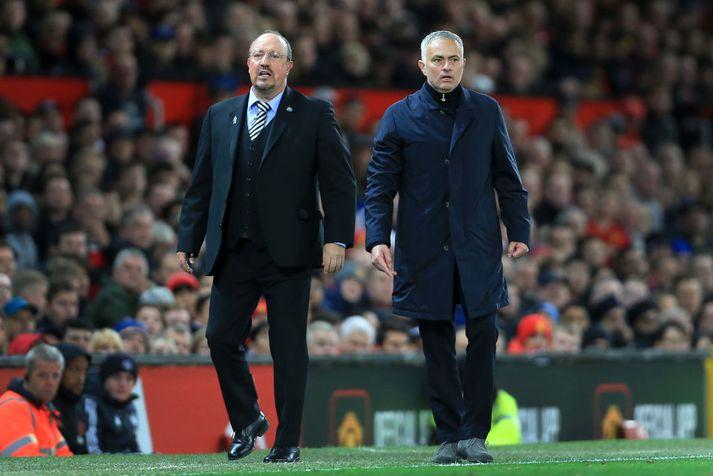Mourinho vill ekki feta í skref Benitez