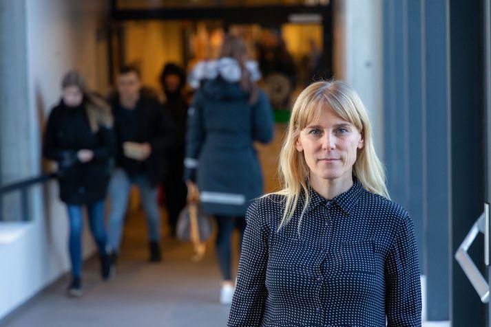 Dr. Margrét Valdimarsdóttir