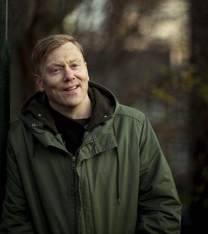 Jón Gnarr segir að það hafi verið mikil lífsreynsla fyrir sig að skrifa bókina.