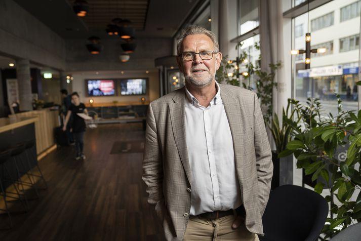 Kristófer Oliversson er nýkjörinn formaður FHG – Fyrirtækja í hótel- og gistiþjónustu og framkvæmdastjóri og eigandi CenterHotels.