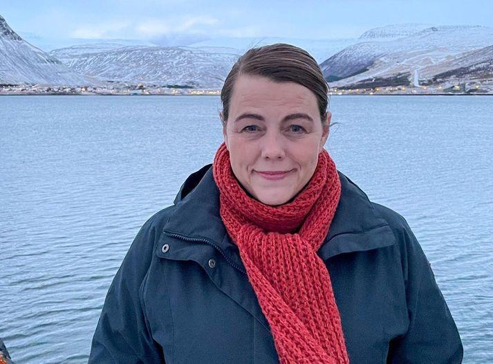 Arna Lára Jónsdóttir hefur starfað hjá Nýsköpunarmiðstöð síðustu þrettán árin.