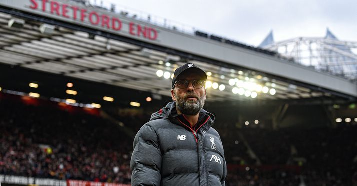 Klopp hefur ekki enn tekist að sigra á Old Trafford