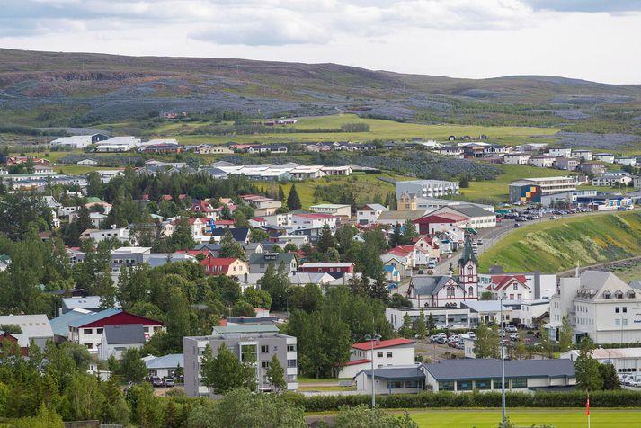 Stjórnsýsla Norðurþings er staðsett á Húsavík.