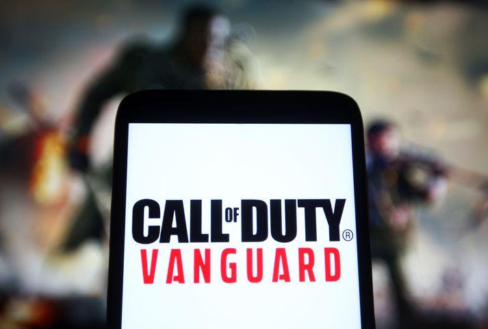 Call of Duty eru fyrstu persónu skotleikir en fyrsti leikurinn í seríunni kom út árið 2003.