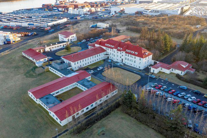 Þjónusta átröskunarteymis Landspítala var flutt í göngudeildarhúsnæði geðþjónustunnar á Kleppi árið 2019.