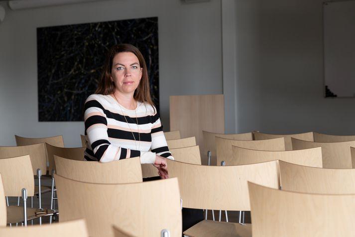 Arna Hauksdóttir, prófessor við Læknadeild Háskóla Íslands, er annar forsprakka rannsóknarinnar.