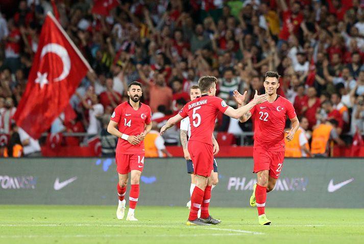 Tyrkir hafa verið á mikilli siglingu.