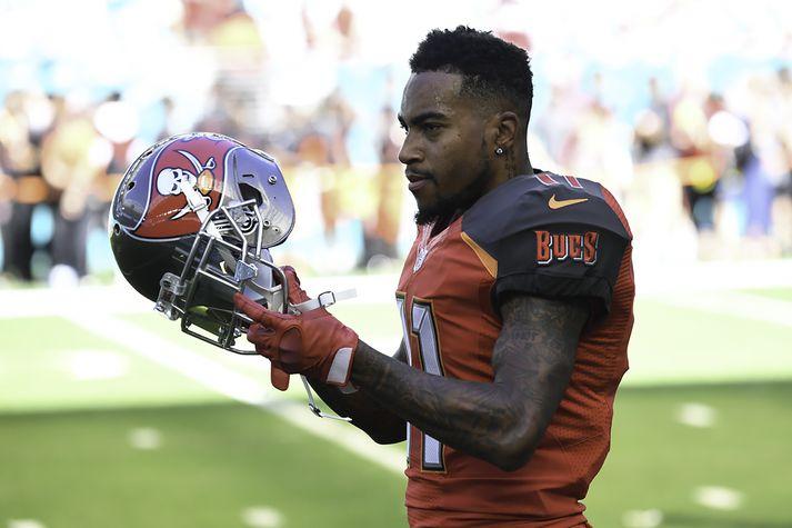 DeSean Jackson í leik með Tampa.