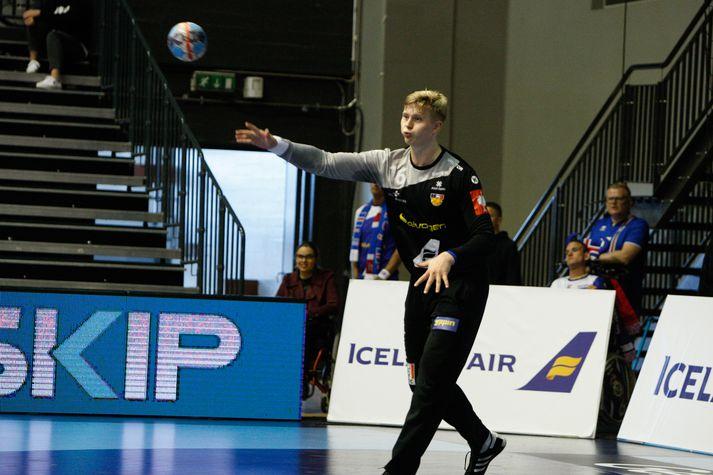 Viktor Gísli Hallgrímsson