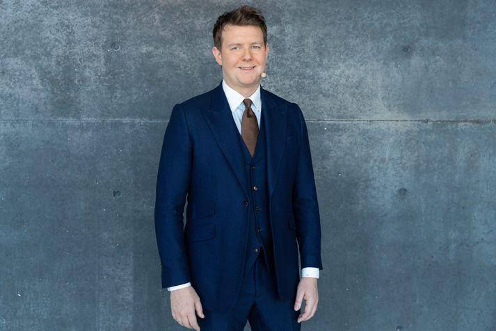 Halldór Benjamín Þorbergsson, framkvæmdastjóri Samtaka atvinnulífsins.