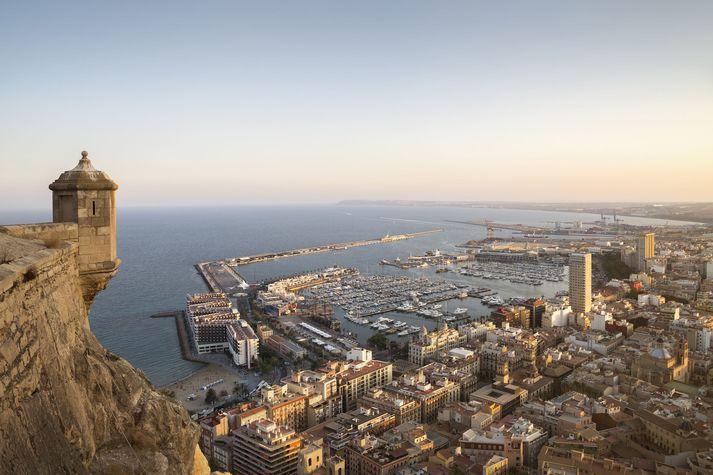 Alicante á Spáni hefur löngum verið einn vinsælasti áfangastaðurinn meðal íslenskra ferðalanga.