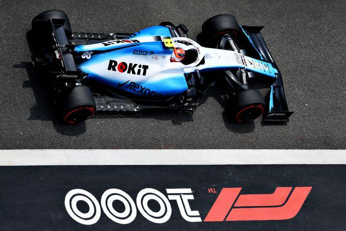Williams hefur ekið með Mercedes vélar frá árinu 2014 og mun halda því áfram til ársins 2025.